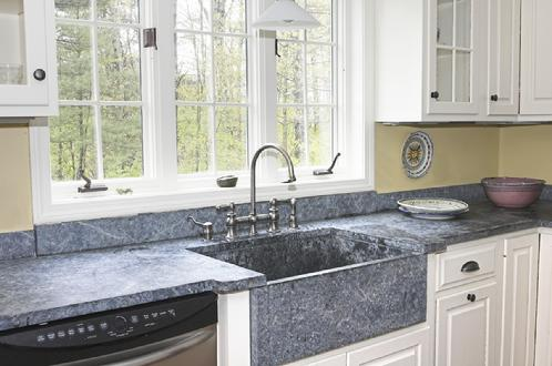 Soapstone Kitchen Designs